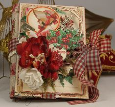 Tati, A Christmas Carol Album, product by Graphic 45, Photo2