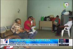 Investigan Casos Sospechosos De Cólera En Santiago #Video