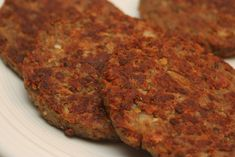 OK, maybe not perfect, but as good as it's going to get. I realized from my Veganomicon chickpea cutlet and black bean burger experience tha...