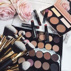 Little Pink Succulent: Quitting makeup.