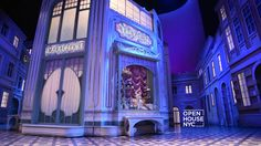 Design Secrets from the Hit Broadway Show She Loves Me set