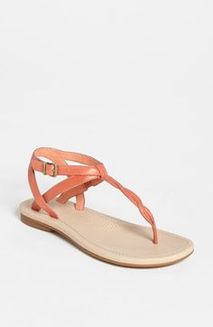 UGG® Australia 'Aubray' Sandal (Women) available at #Nordstrom. Wore for first this past weekend and loved!