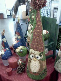 Cone de Natal de Luciane Surek