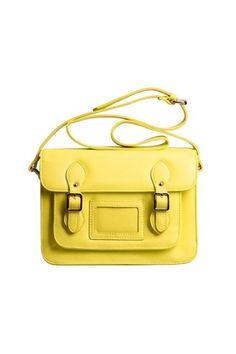 lovely satchel bag