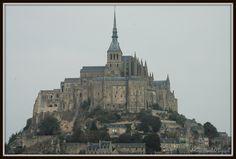 Mont Saint-Michel, Normandy ~