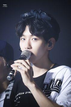 Woon Que Cute Byun *-* Baekhyun no EXO'rDIUM