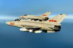 Mig | Mikoyan-Gurevich MiG-21 ~ asian defence