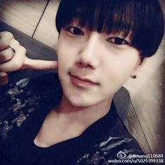 Yesung Weibo Update:  让我们一起加油吧!  Trans: Let us do our best together!