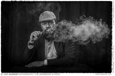 "Matt Rawke, The #Don of #Vape (""Friend of Mine #6) by Ted Adnan Asmadi on 500px"