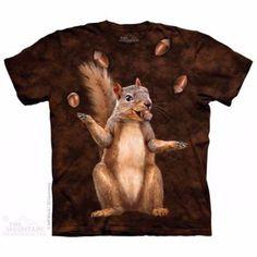 Camiseta Ardilla Malabarista