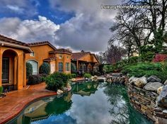 Luxury Homes With Pools luxury home magazine sacramento #luxury #homes #pools #backyards