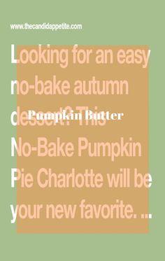 #pumkin #pumkinpie #usa #hallowen #pumpkinnobake #nobake