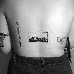 Matching mountain ranges on Fiona and Matt:) thanks…