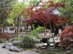 yuyuan garden, Ningbo city Shangay