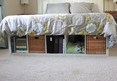 Diy Platform Bed - 5 You Can Make