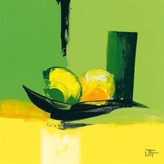 Eclat vert de Bernard Ott