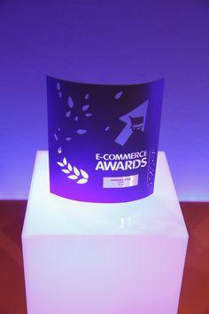 """E-commerce Award dans la catégorie """"Expérience Client"""" remporté par @Whisbi #ECP13 #MBAMCI #Awards"""