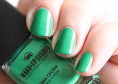 Make-up Studio Nagellak Nail Colour 'Bamboo Blush' uit de Power Flower Collectie