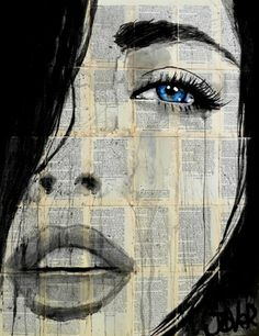 "Saatchi Art Artist Loui Jover; Drawing, ""galaxy"""