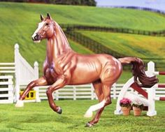 Flexible-World Cup Champion & USEF Horse of the Year --I SOOOO want this in my collection!