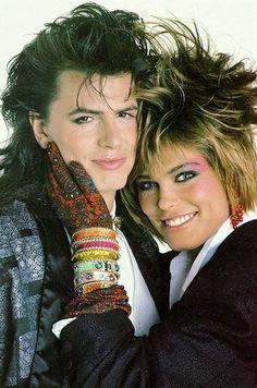 Rene is a model/writer from Denmark. She was engaged to John Taylor of Duran Duran from 1985 to With John Simon Le Bon With Yasmin Le Bon Nigel John Taylor, Kat Williams, Renee Simonsen, Niki Taylor, Yasmin Le Bon, Original Supermodels, Come Undone, British Boys, Good Looking Men