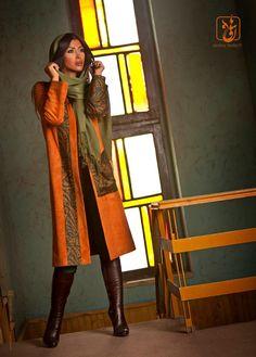 Beautiful Persian Fashion