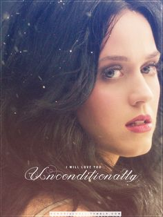 Unconditionally. I love this song