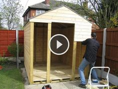 Building A Shed Building tips Shed plans With these free shed plans you ll be able to build the storage shed of your dreams without having Backyard Storage Sheds, Building A Storage Shed, Garden Storage Shed, Shed Building Plans, Storage Shed Plans, Backyard Sheds, Outdoor Sheds, Garden Sheds, Outdoor Storage