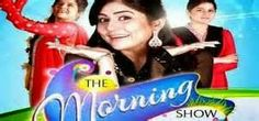 The Morning Show with Sanam 19 June 2014 Herbal Advantage Gullu Butt Insaan Hai Ya Janwar. ~ DramaCell.Com