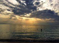 Amazing Sunset / Castiglioncello