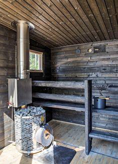 Modern Saunas, Sauna House, Sauna Design, Outdoor Sauna, Interior Garden, Interior Design, Cabin Interiors, Pool Houses, Viera