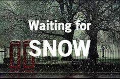 #Xmas #london #snow
