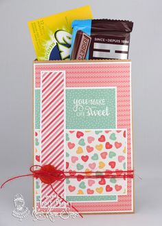 Stamps: Love Story Paper: Pebbles We Go Together, Kraft Bag (Recollections) Other: Versa Mark Ink, Recollection White embossing powder, American crafts twine