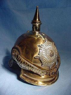 Garde du Corps helmet model 1869.
