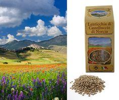 Castelluccio di Norcia Lentils - Made in #Italy