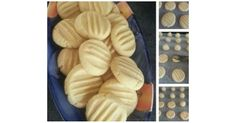 THERMOMIX Community - Recipe My Mum's Melting Moments by Kirrilee - Recipe of category Baking - sweet Wrap Recipes, Sweet Recipes, Bellini Recipe, Melting Moments, Thermomix Desserts, Galletas Cookies, Biscuit Cookies, Cake Cookies, Biscuits