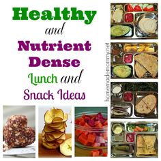 BACK TO SCHOOL time! Healthy AND Nutrient Dense School Lunch and Snack Ideas from Homemade Mommy Healthy School Lunches, Healthy Snacks, Healthy Eating, Healthy Recipes, Detox Recipes, Clean Eating, Baby Food Recipes, Whole Food Recipes, Snack Recipes
