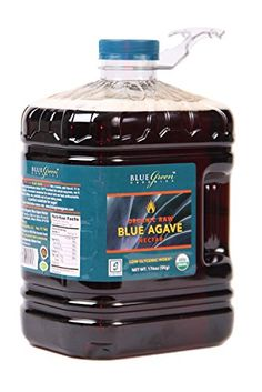 Blue Green Agave Organic Nectar, Raw Blue, 176 Ounce ** Stop everything and read more details here!: at Baking Ingredients.