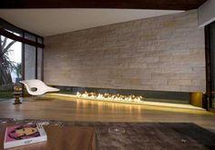 Luxury Fireplace Design