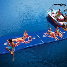 Connecting Water Mat #Float, #Mat, #Water