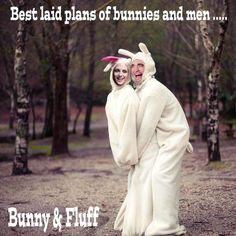 Bunny & Fluff