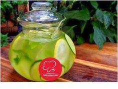 Agua de jengibre, pepino y limón para bajar 9 libras en una semana | Intercambio De Recetas