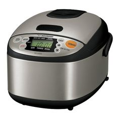 Looking for Zojirushi Micom Rice Cooker Warmer, Black Stainless Steel ? Check out our picks for the Zojirushi Micom Rice Cooker Warmer, Black Stainless Steel from the popular stores - all in one. 3 Cup Rice Cooker, Best Rice Cooker, Slow Cooker, Small Kitchen Appliances, Kitchen Gadgets, Cool Kitchens, Kitchen Items, Kitchen Stuff, House Appliances
