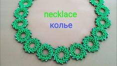 Bead Embroidery Patterns, Beaded Embroidery, Beading Patterns, Embroidery Bracelets, Beading Projects, Beading Tutorials, Beaded Necklace Patterns, Beaded Necklaces, Bead Jewellery