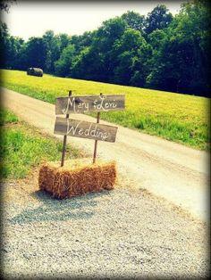 Pieniä Hääunelmia: Barn Wedding