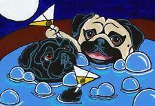 www.traveleyes4u.com pug drinking martinis- My black pug loves martinis!!!