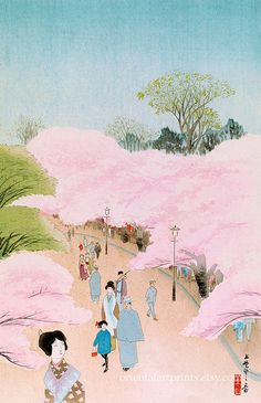 Japanese Fine Art Reproduction Ukiyo-e by OrientalArtPrints