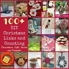 DIY Christmas Gifts, Decorations, Sweets and Printables All Things Christmas, Christmas Time, Christmas Ideas, Xmas, Diy Presents, Diy Gifts, Handmade Gifts, Homemade Christmas Gifts, Holiday Crafts