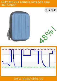 Cullmann 200 Cámara compacta caso azul Lagash (Accesorio). Baja 48%! Precio actual 8,98 €, el precio anterior fue de 17,34 €. http://www.adquisitio.es/cullmann/200-c%C3%A1mara-compacta-caso-0