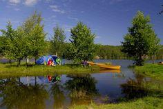 Camping in Western Sweden!